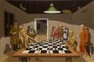 Schach - 100x150cm