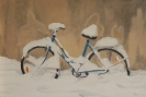 Winterrad - 80x100cm